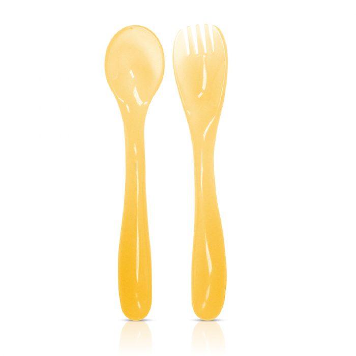 Spoon & Fork Set (PP)