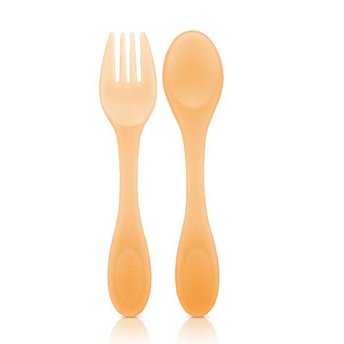 Soft Grip Spoon & Fork