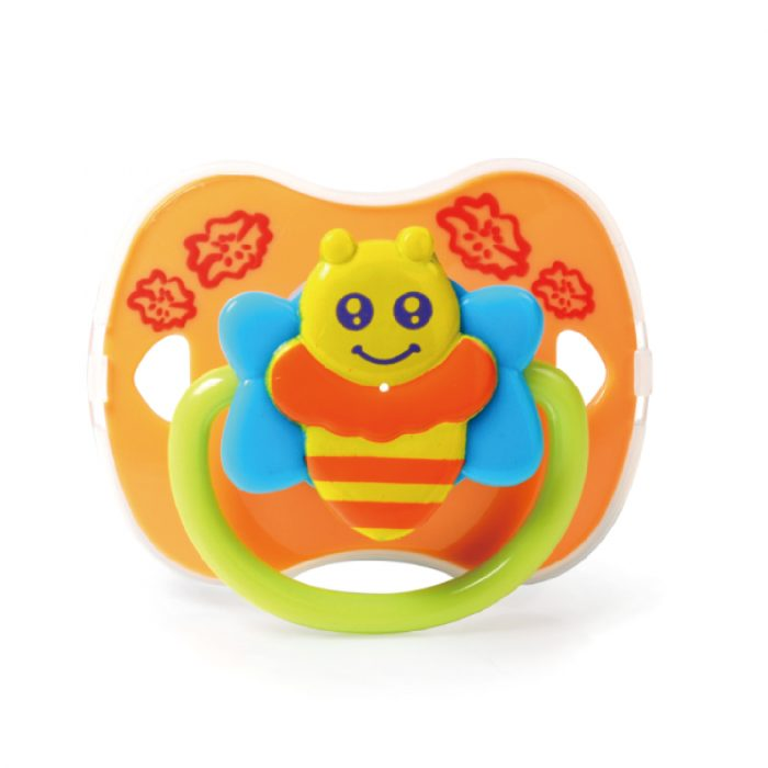 Bee Pacifier (Silicone Teat)