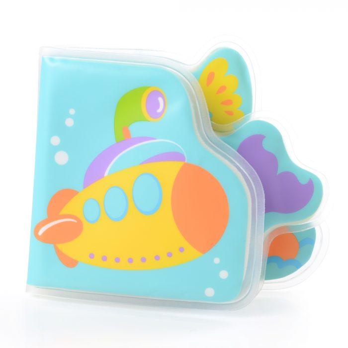 EVA Squeaky Bath Book (non-PVC)