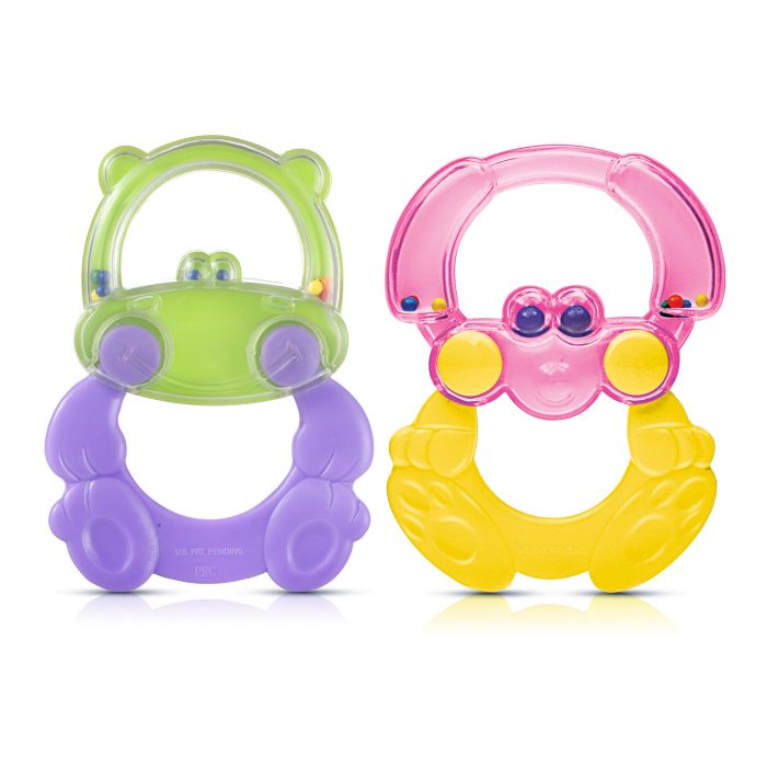 Dog Rattle Teether (與9042D同一模具)