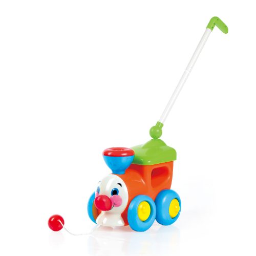 Pull-along Happy Loco with Handle