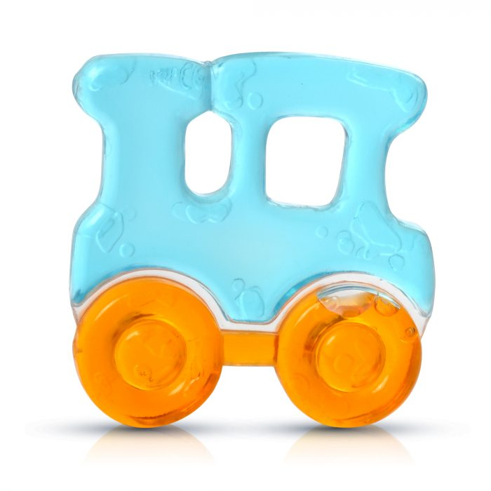 2 Color Train Soother