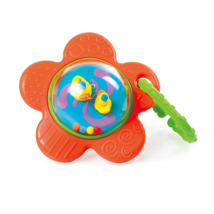 Bath Toy (Duck with Ring)