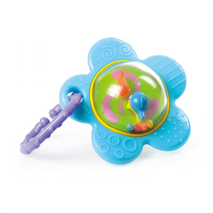 Bath Toy (Fish with Ring)