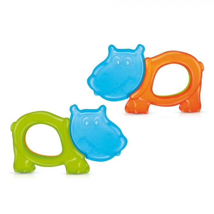 Hippo Soother (Water-filled)