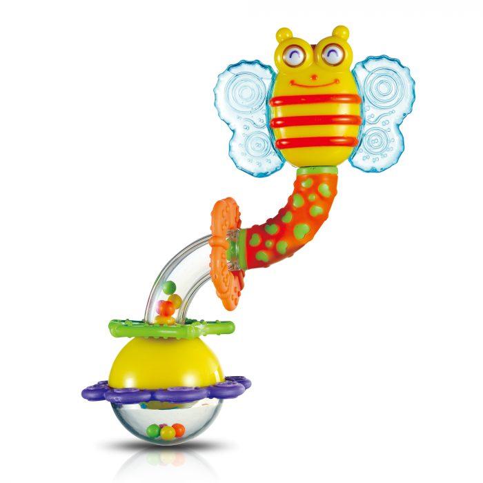 Bee Twist Rattle