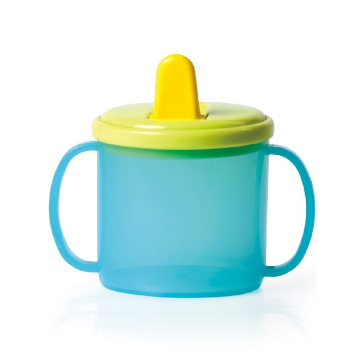 Flip-up Training Cup(semi-clear colors)
