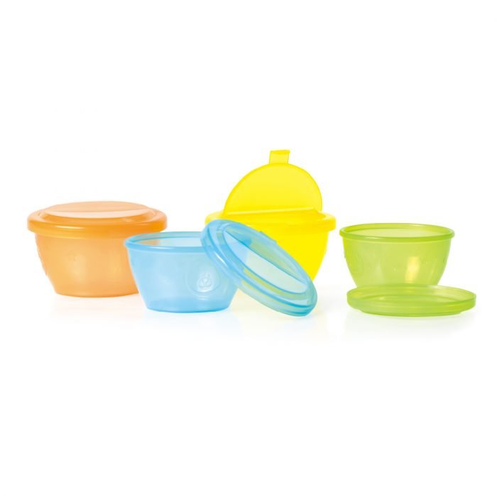 Snack cups (set of 4 pcs)